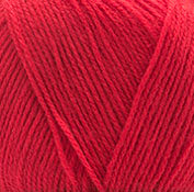 BABY - Point Of Wool - Rojo 807