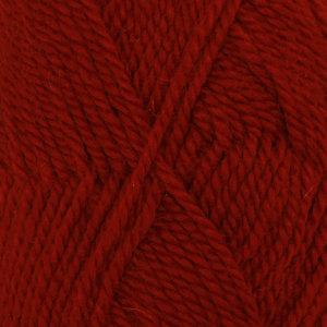 Drops NEPAL UNI COLOUR - 3608 - rojo profundo /  deep red