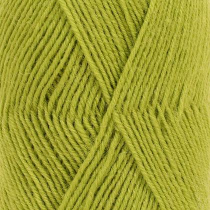 Drops  FABEL UNI COLOUR - 112 -  verde manzana / apple green