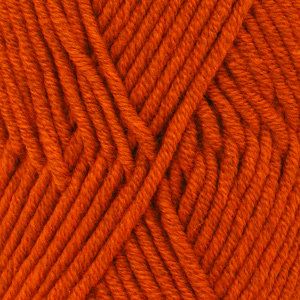 Drops BIG MERINO MIX - 15 - naranja / orange