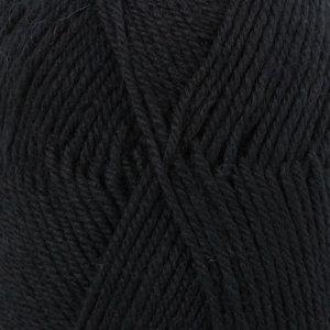 Drops KARISMA UNI COLOUR -05- negro / black