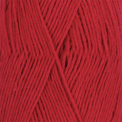 Drops NORD UNI COLOUR  - 14 - rojo / red