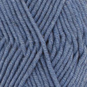 Drops BIG MERINO - 07 - azul jeans / jeans blue