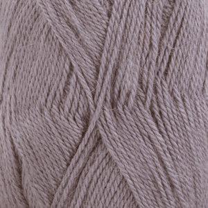 Drops BABYALPACA SILK UNI COLOUR - 4314 - gris-lila / grey purple