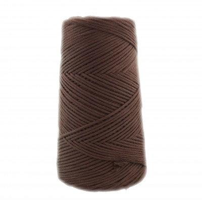 Cono XL - Marrón Chocolate