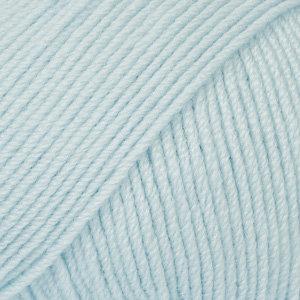 Drops BABY MERINO - 11 -  azul glaciar /  ice blue