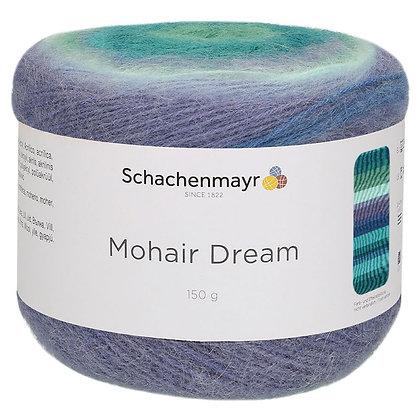 Mohair Dream 84 - Verde azul