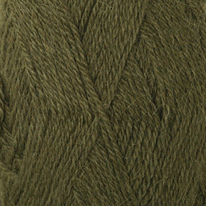 Drops ALPACA - 7895- verde oscuro /dark green