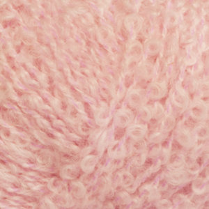 Drops ALPACA BOUCLÉ UNI COLOUR- 3125- rosado  claro / light