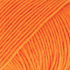 Drops BABY MERINO - 36 -  naranja / orange