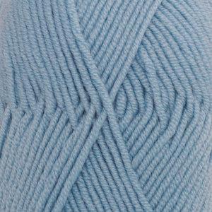 Drops MERINO EXTRA FINE - 19 - gris/azul claro / light grey blue