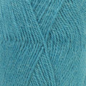 Drops ALPACA - 2918- turquesa oscuro / dark turquoise