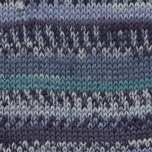 Drops  FABEL PRINT - 522 - turquesa/azul-turquoise/blue