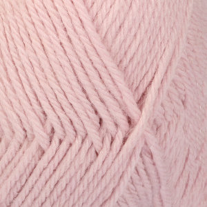 Drops LIMA UNI COLOUR -3145- rosado polvo / powder pink