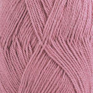 Drops BABYALPACA SILK UNI COLOUR - 3250 - rosado antiguo claro / light old pink