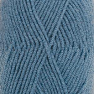 Drops MERINO EXTRA FINE - 23 - gris/azul/ grey blue