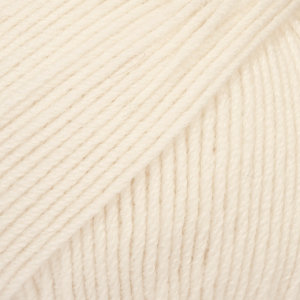 Drops BABY MERINO - 02 - blanco hueso / off white
