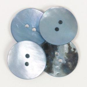 Drops BOTON Redondo (azul): (20mm) Ref. #612