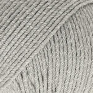 Drops COTTON MERINO - 20 - gris claro / light grey