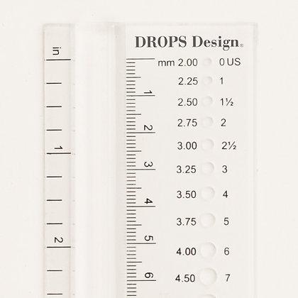 DROPS Plus - Medidor de agujas