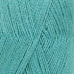 Drops LACE UNI COLOUR - 6410 - turquesa / turquoise