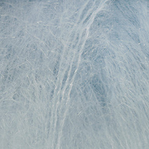 Drops KID-SILK UNI COLOUR - 07 - azul acero claro / light steel blue