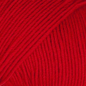 Drops BABY MERINO - 16 -  rojo / red