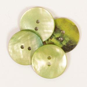 Drops BOTON  Redondo (verde): (20mm) Ref. #611