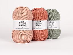 Nuevos Colores Merino Extrafine