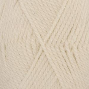 Drops NEPAL UNI COLOUR - 0100 - blanco hueso / off white