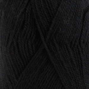 Drops BABYALPACA SILK UNI COLOUR - 8903 - negro / black