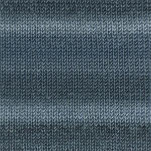 BIG DELIGHT PRINT - 12 - azul jeans-verde azulado / jeans blue-teal