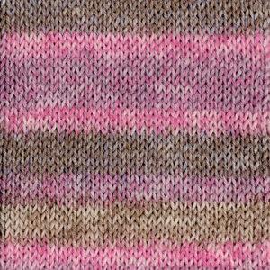 FABEL LONG PRINT - 655- rosa palo / wooden rose