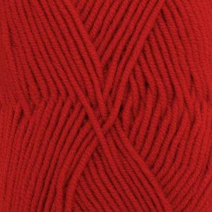 Drops MERINO EXTRA FINE - 11 - rojo / red