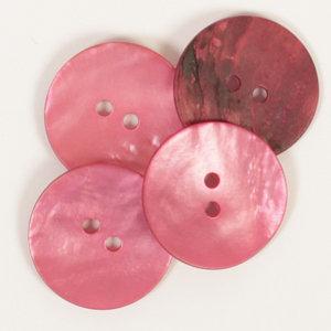 Drops BOTON Redondo (rojo): (20mm) Ref. #610