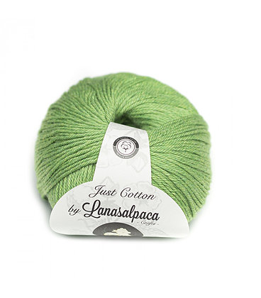 Just Cotton A038 Salvia