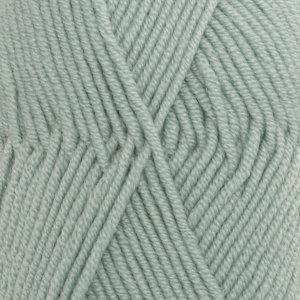 Drops MERINO EXTRA FINE - 15 - verde grisáceo claro / light greyish