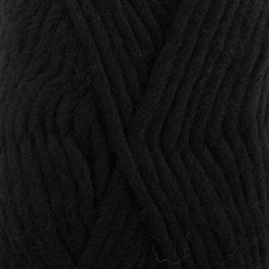 Drops ESKIMO UNI COLOUR - 02 -  negro / black