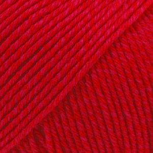 Drops COTTON MERINO - 06 - red / rojo