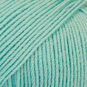 Drops BABY MERINO - 10 -  turquesa claro / light turquoise