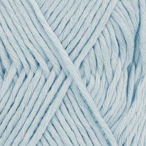 Drops COTTON LIGHT - 08 - azul glaciar / ice blue