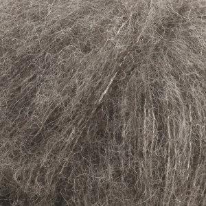 Drops BRUSHED ALPACA SILK UNI COLOUR - 03 - gris /grey