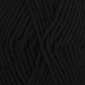Drops BIG MERINO - 04 - negro / black