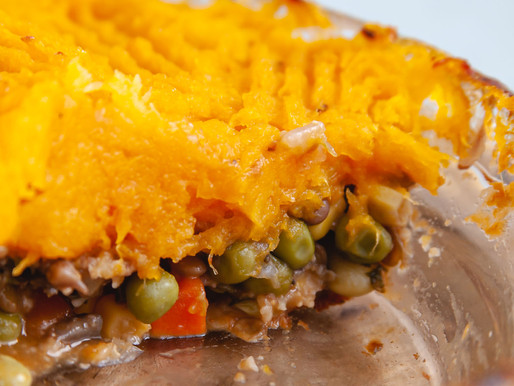 Vegan Shepherd's Pie! An experiment