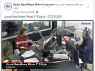 Band News FM - 27/05/2020