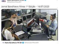 Band News FM - 14/07/2020