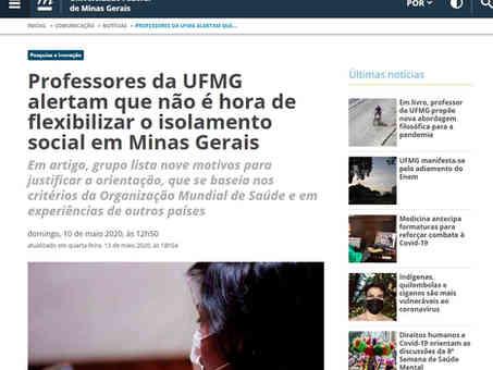 UFMG - 10/05/2020