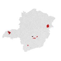 Após um mês, 82% das cidades com notificações continuam sem resultados de testes