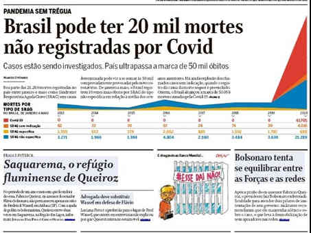 O Globo - 21/06/2020