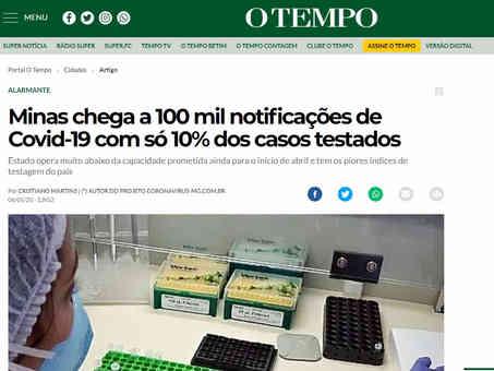 O Tempo - 06/05/2020